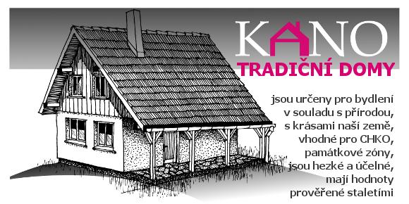 tradiční domy